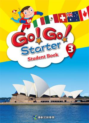 Go! Go! Starter 3 教用CD